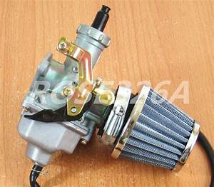 Carburetor  U0026 Air Filter Honda Fourtrax Sportrax Trx200