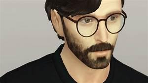 Eyeglasses N12 at Rusty Nail » Sims 4 Updates