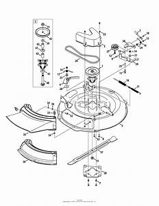 1811 Cub Cadet Electrical Schematics