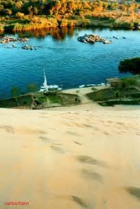 Nile River Aswan Dam
