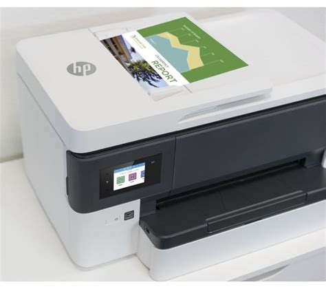 Interface your hp officejet pro 7720 printer with your mac operating device using wireless setup or wired setup. Buy HP OfficeJet Pro 7720 All-in-One Wireless A3 Inkjet Printer with Fax | Free Delivery | Currys