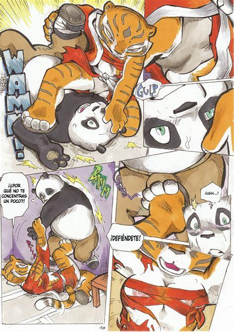 Mejor Tarde Que Nunca Parodia Kung Fu Panda Comics Porno