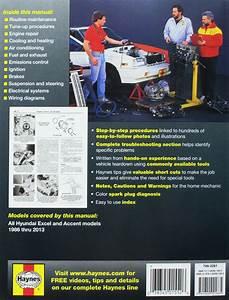 Hyundai Accent Ignition Wiring Diagram