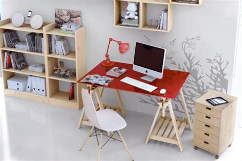 bureau salon aménager un coin bureau dans le salon trouver des idées