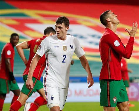 France beats Portugal, clinches Nations League finals spot ...