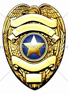 Free Printable Police Badges Badge Template Clipart ...