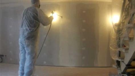 peinture int 233 rieure au pistolet airless murs et plafonds 233 4 6