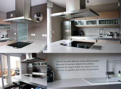 cuisine laboratoire deco cuisine comme un laboratoire