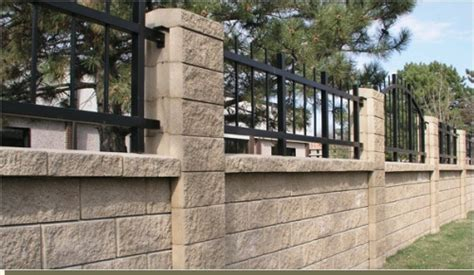 wall fence pictures retaining wall fences 5star fences