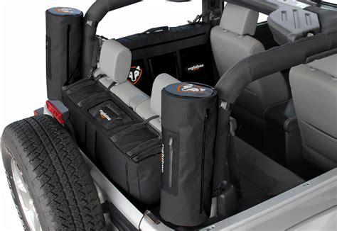 jeep wrangler storage rightline jeep storage bags jeep wrangler cargo