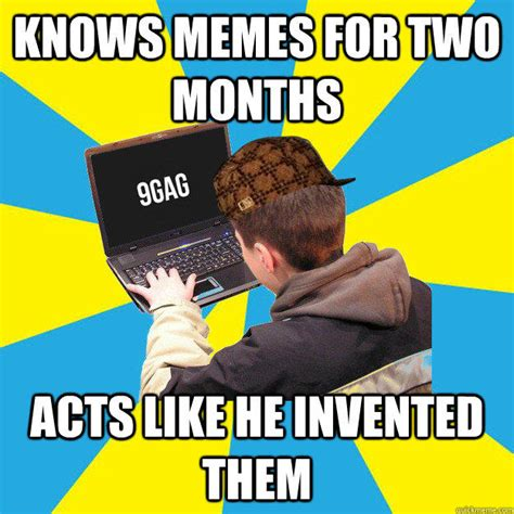 Know Your Meme 9gag - image 251662 9gag know your meme