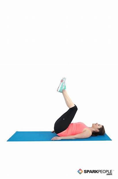 Exercise Reverse Crunch Abs Workout Exercises Crunches