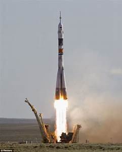 Nasa rocket Soyuz TMA-04M blasts off from Russia for ...