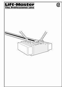Chamberlain Garage Door Opener User Manual