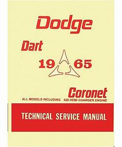 1965 Dodge Coronet Parts