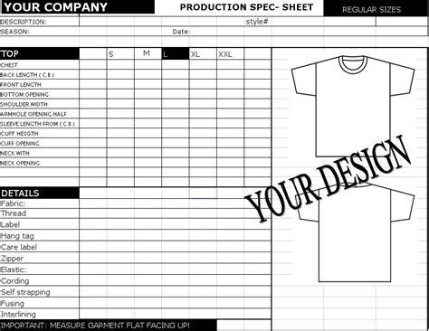 spec sheet template playbestonlinegames