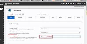how to install wordpress without getting index of cgi bin With how to install wordpress template in cpanel