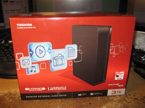 Toshiba Canvio Desk 3tb Driver by Toshiba Canvio Desk 3tb External Drive Gough S Tech Zone