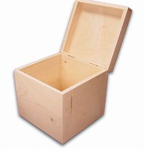 Cd Box Holz : w rfelf rmige holzbox aufbewahrungsbox holz schachtel kiefer unbehandelt aufbewahrungsboxen ~ Whattoseeinmadrid.com Haus und Dekorationen