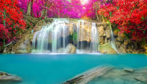 Waterfall Backgrounds Waterfalls Wallpapers Images Photos Pictures Backgrounds