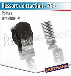 Ressort Porte De Garage Sectionnelle : ressort de traction porte de garage hormann n 754 ~ Dailycaller-alerts.com Idées de Décoration