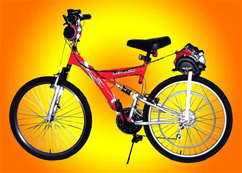 Honda Gx35 Belt Drive Gas Motorized Bicycle Engine Kit