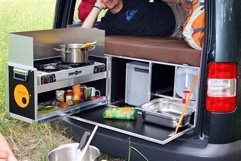 ingenious european camper   box designs