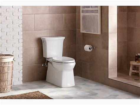 corbelle skirted  piece toilet  gpf