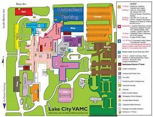 Lake City VA Medical Center Parking Map - North Florida ...