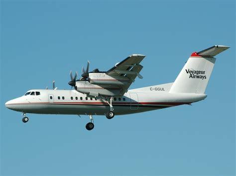 File:De Havilland Canada DHC-7-102 Dash 7, Voyageur ...