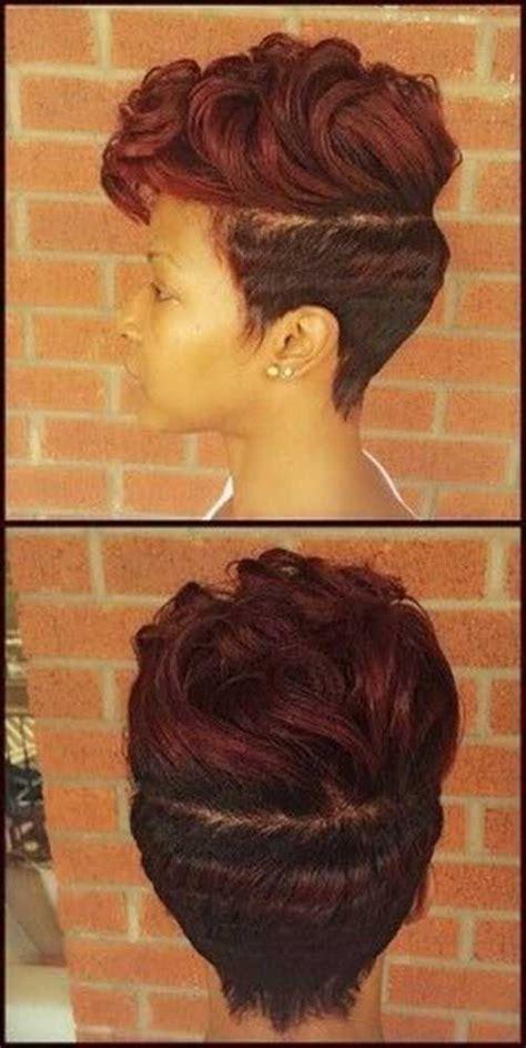 Colored Black Hairstyles colored black hairstyles hair styles