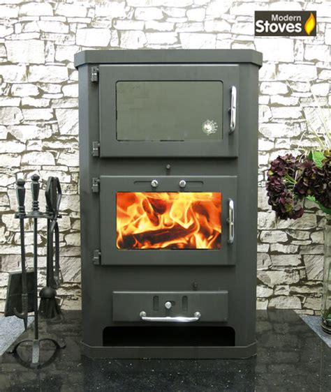 Herd Ofen Kombination by Wood Burning Multifuel Stove Oven Cooker Combination