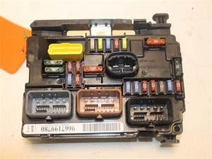 Used Citroen C3  Sc  1 6 Hdi 92 Fuse Box