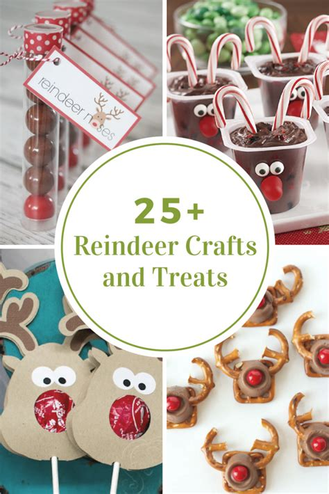 reindeer craft to sell crafts and treats the idea room