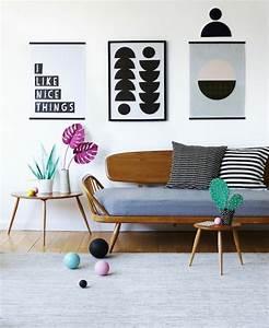 Wände Farblich Gestalten Beispiele : moderne wandgestaltung kreative ideen und beispiele ~ Markanthonyermac.com Haus und Dekorationen