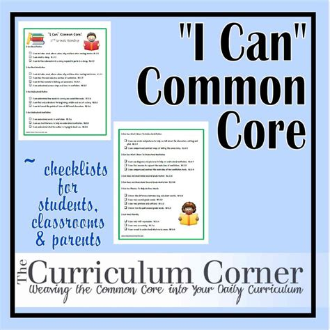 """i Can"" Common Core Third Grade  Common Core Standards, Core Standards And Common Cores"