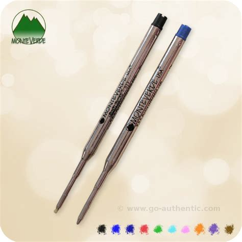 Monteverde Soft Roll S13 Ballpoint Refill For Sheaffer