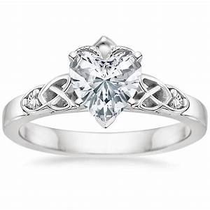 celtic engagement rings claddagh rings brilliant earth With celtic claddagh wedding rings