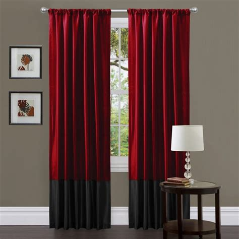 stunning black and curtains for modern touch atzine com