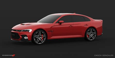 2019 dodge charger srt8 hellcat here s a take on the facelifted 2019 dodge charger srt