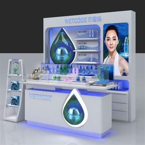 cosmetic store interior design wechat store design interior cosmetic store store