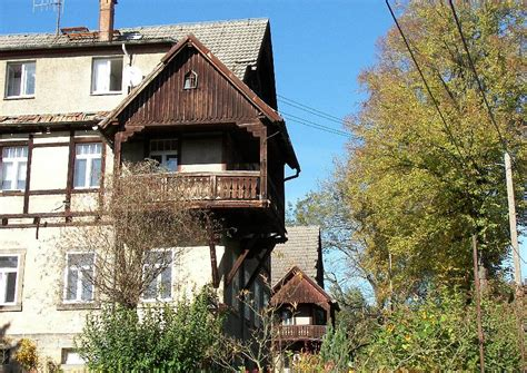 Architektur Hausbau Ideen Massivhaus Mit Erker Aus Holz