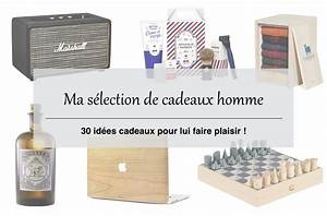 Petit Cadeau Homme : id e cadeau homme 30 id es cadeaux pour no l ou son anniversaire ~ Teatrodelosmanantiales.com Idées de Décoration