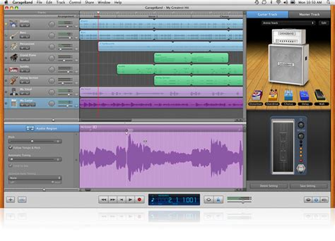 Apple (canada)  Garageband  Learn About Flex Time And