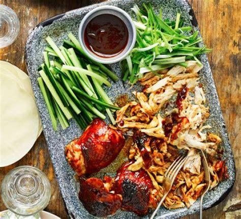 chinese chicken  pancakes recipe  idea food