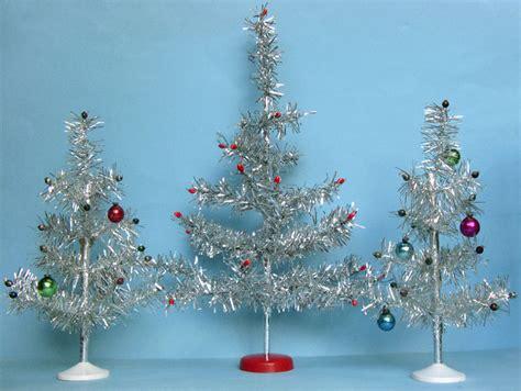 28 best aluminum foil christmas trees vintage retro