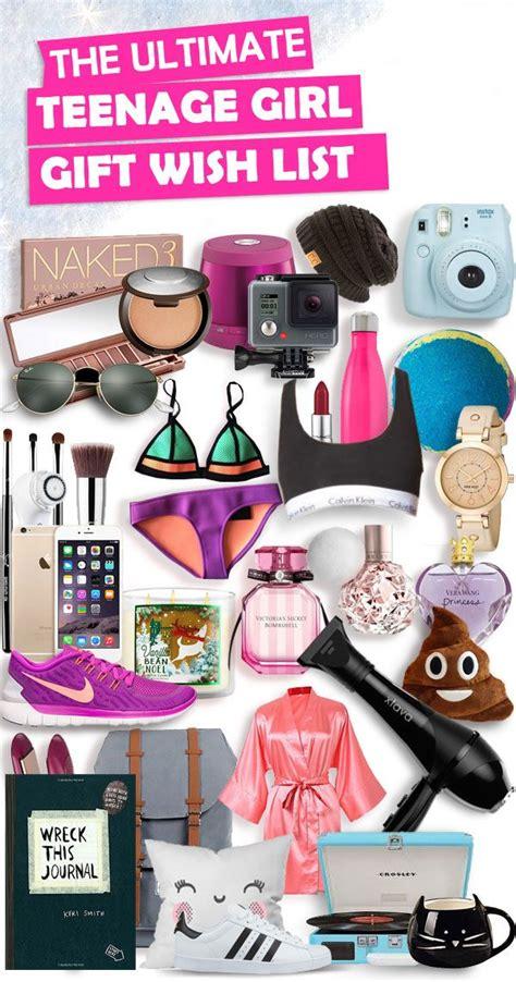 Christmas Gifts For Teenage Girls List [ultimate Wish List