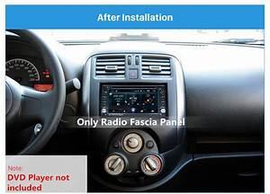 Dvd Player Fürs Auto : metall 2din einbaurahmen autoradio rahmen 181 110mm f r ~ Kayakingforconservation.com Haus und Dekorationen