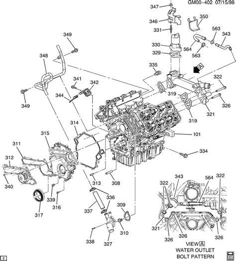 Oldsmobile Aurora Engine Diagram Automotive Parts
