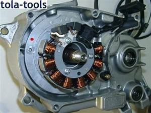 Honda Cy 50 Schaltplan